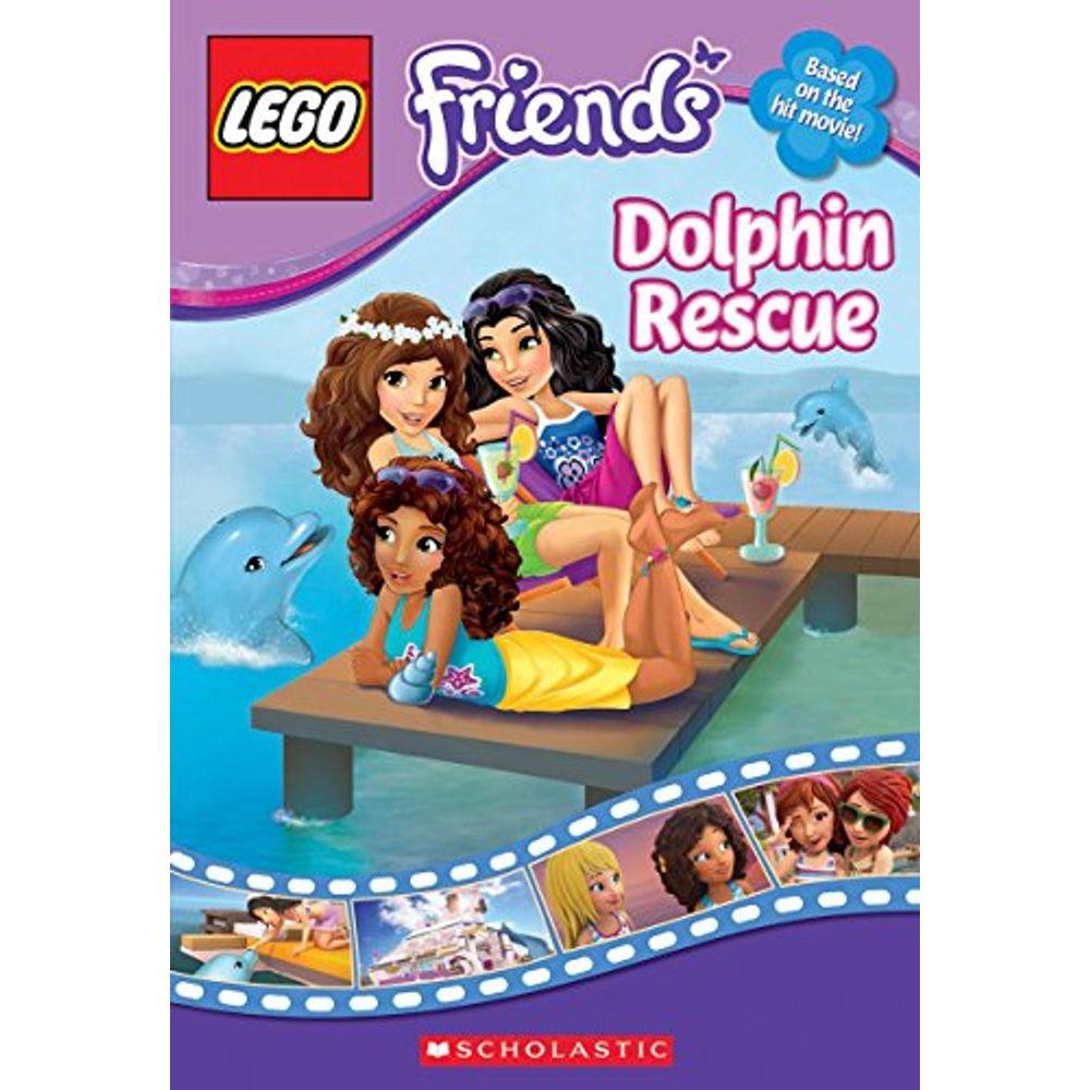 Lego Friends: Dolphin Rescue - Lego Friends - livrofacil