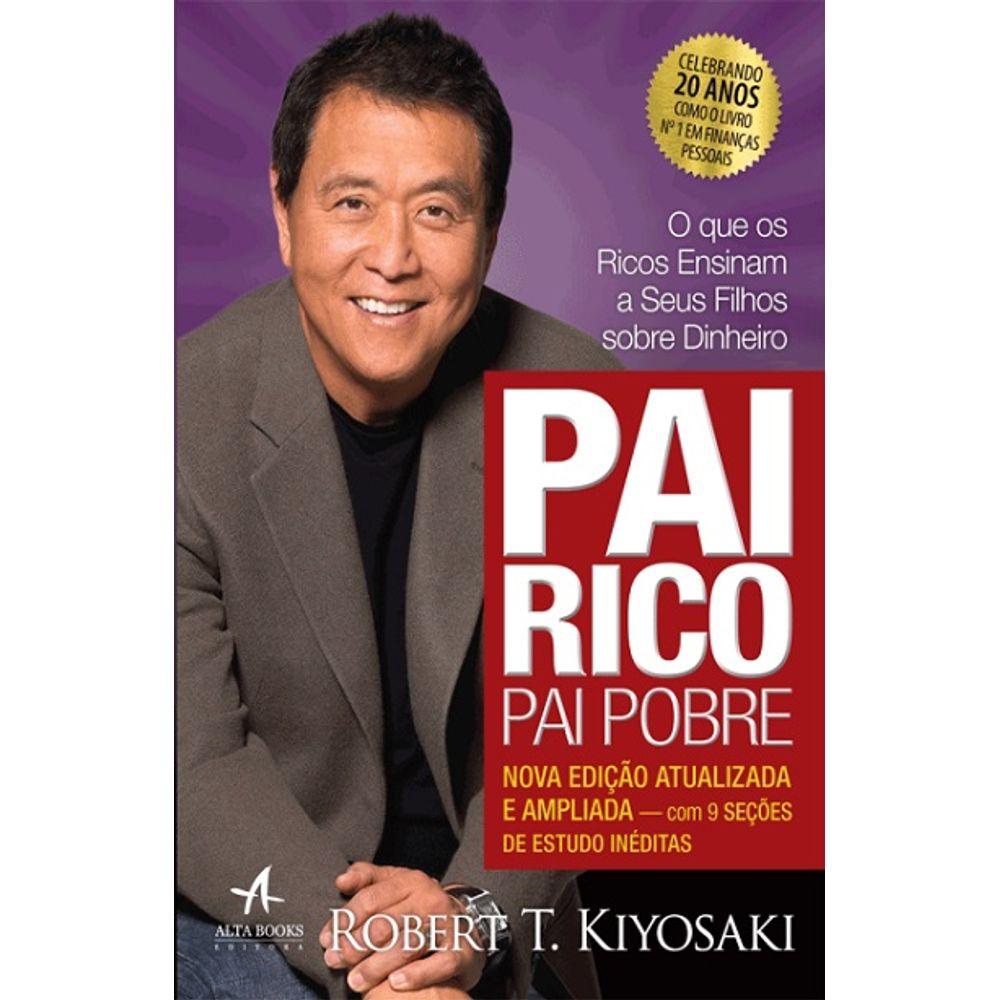 Pai Rico, Pai Pobre - livrofacil